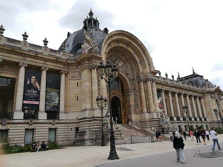 Grand Palais, France, Renaissance, Urban, City