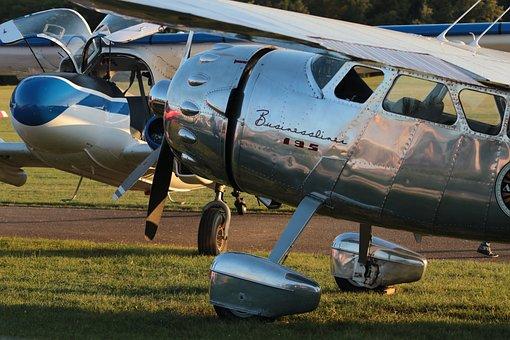 Cessna, Aircraft, Aviation, Sky, Flying