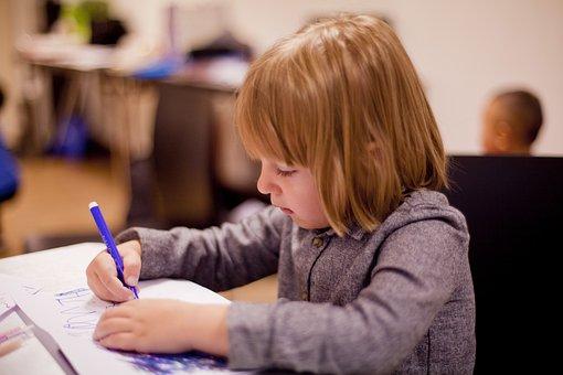 To Write, School, Learning, The School, Teaching, Learn