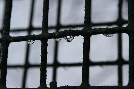 Water, Drop, Texture, Iron, Drip, Wet, Raindrop