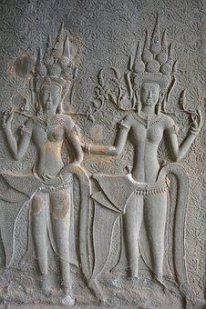 Angkor Wat, Temple, Cambodia, Asia, Ancient, Buddhism