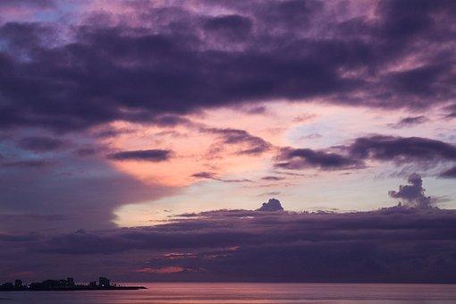 Heaven, Landscape, Sky, Beauty, Sunset, Clouds, Horizon