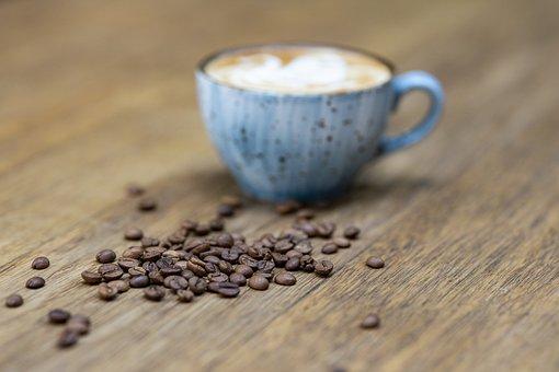 Coffee, Latte, Cappuccino, Cup, Espresso, Caffeine