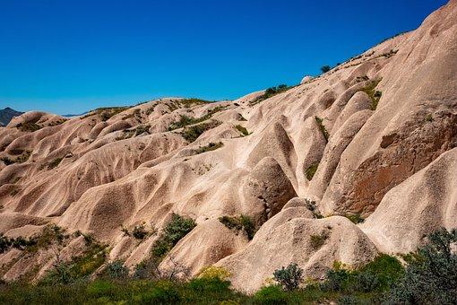 Geology, Rocks, Landscape, Nature, Desert, Rock, Scenic