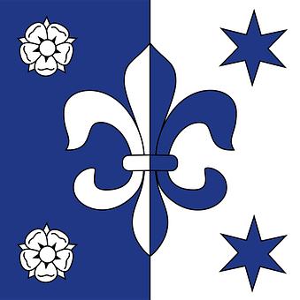 Fleur De Lis, Coat Or Arms, Heraldry, Flag, Medieval