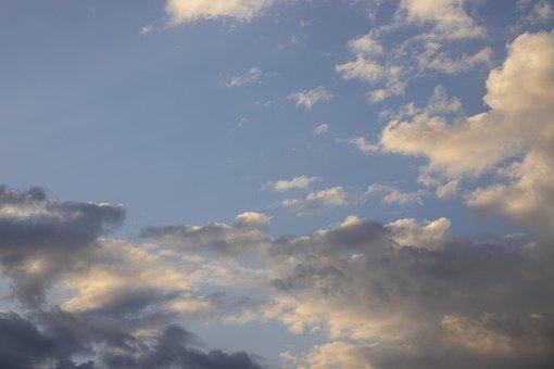 Rainy, Rain, Cloud, Sky, Clouds, Nature, Air, Solar