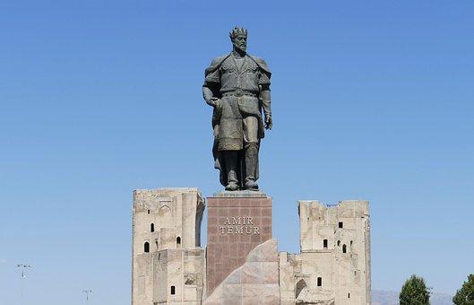 Uzbekistan, Sharisabz, Historically