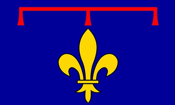 Fleur-de-lis, Provence, France, Fleur-de-lys, Symbols