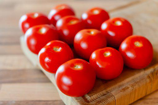 Tomato, Food, Vegetable, Red, Fresh, Tomatoes, Ripe