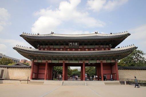 Changdeokgung, Republic Of Korea, Forbidden City