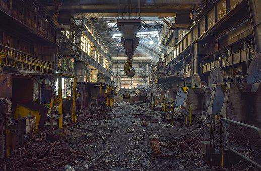 Lost Places, Factory, Pforphoto, Abandoned, Hall