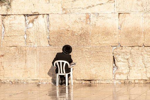 The Western Wall, Jew, Jewish, Prayer, Hebrew, Religion