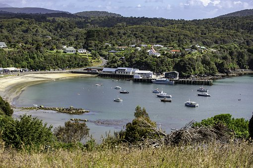 Southland, South Land, New Zealand, Oban