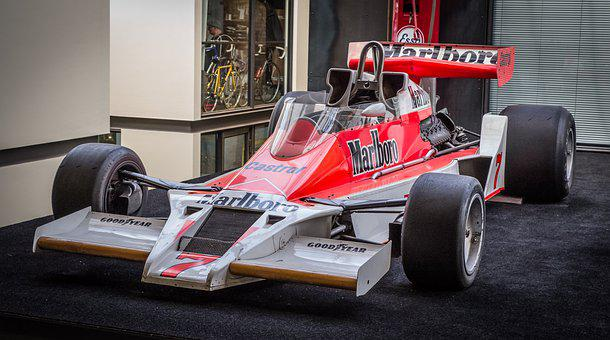 Ford, Formula 1, Racing Car, Motorsport, Racing, Speed