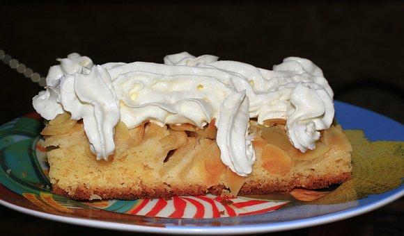 Apple Pie, Cake, Sweet, Delicious, Food, Eat