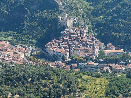 Dolceacqua, Village, Bergdorf, Italian Municipality