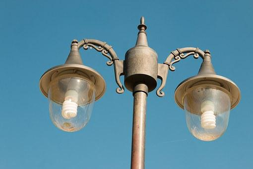 Lamp Post, Light Fixture, Electric, Light, Electricity