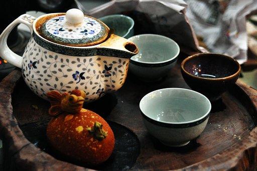 Tea, Traditional, Food Culture, Antioxidants