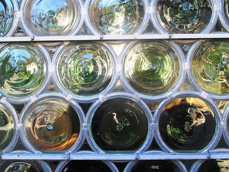 Glass, Glass Blocks, Art, About, Colorful, Mount