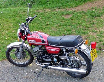 Motorcycle, Yamaha, Motorbike, Machine, Moto, Powerful
