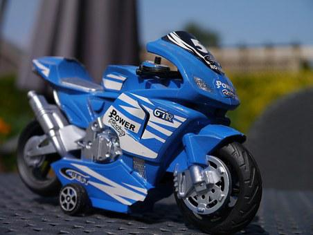 Motorcycle, Bike, Motorbike, Toy, Child, Kid, Play