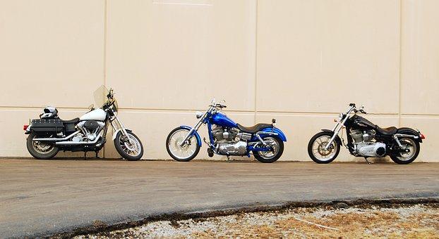 Bikes, Motorcycles, Motorbike, Transportation