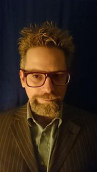 Sigmund Freud, Philosopher, Psychotherapist, Glasses