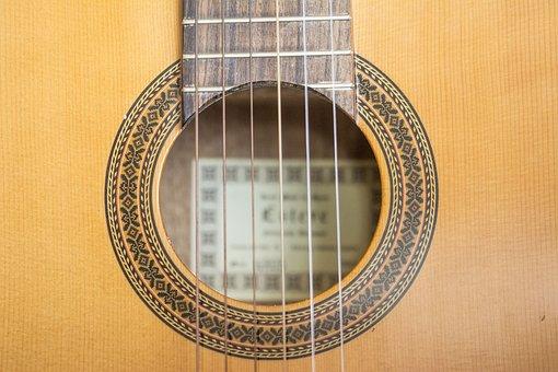Guitar, Strings, Music, Sound, Guitar Lessons