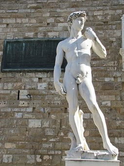 Michelangelo's David, Statue, Statue Of David