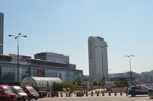 Warsaw, The Centre Of, Children's Parade, Agglomeration