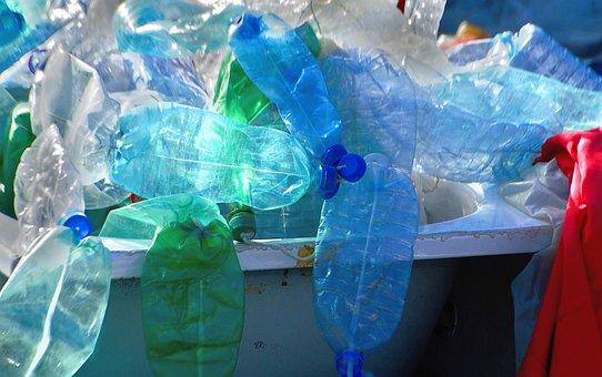 Plastic, Detritus, Bulky, Recycling, The Environment