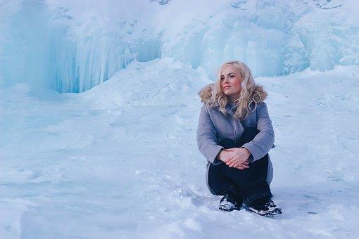 Beauty In The Snow, Winter's Tale, Girl In Winter