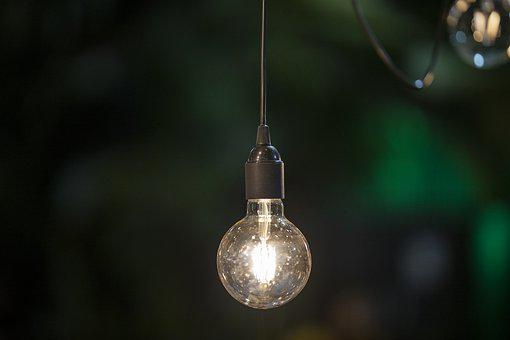 Lamp, Energy, Light, Enlightenment, Bulb, Idea