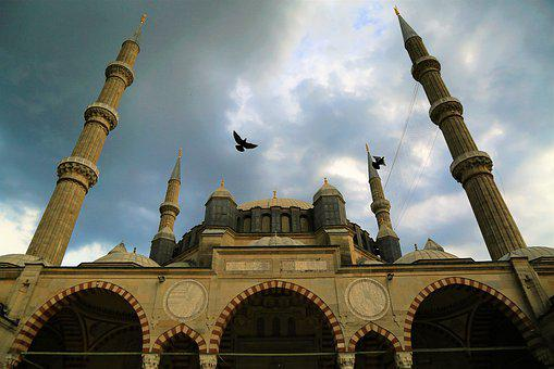 Cami, Minaret, Islam, Religion, Architecture, Travel