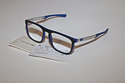 Glasses, Eyeglass Frame, Sehhilfe, See, Reading Glasses