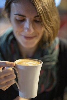 Coffee, Latte, Beverage, Cafe, Sociability