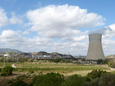 Nuclear, Energy, Central, Electricity, Ascó, Catalunya