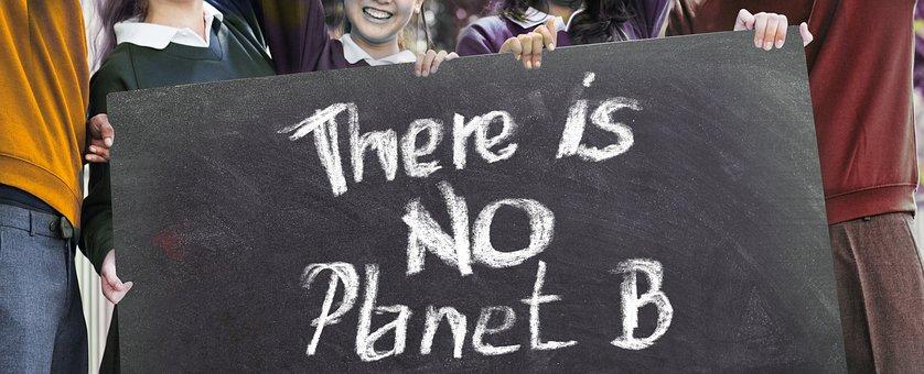 Climate, Plan B, Climate Strike, School Strike, School