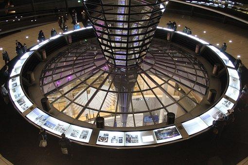 Berlin, Bundestag, Reichstag, Policy, Architecture