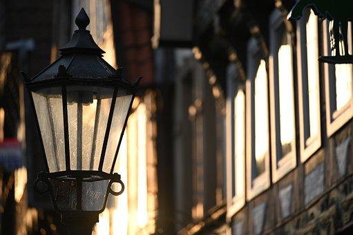 Lantern, City, Lighting, Road, Building, Architecture