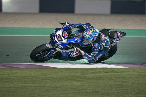 Wsbk, Qatar, Race, Motorbike, Speed, Fast, Motion