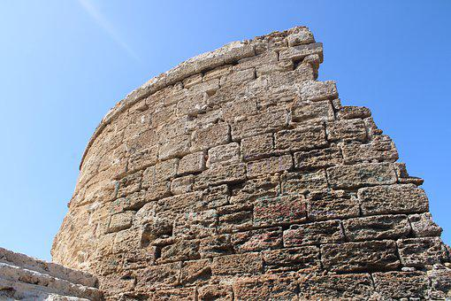 Fort Of Santa Catalina, Fortificacion Military, Strong