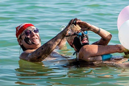 Dead Sea, Celebration, Fun, Just