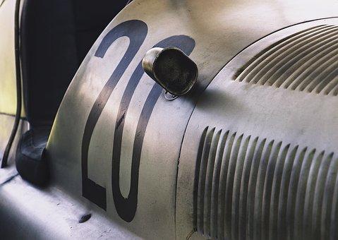 Mercedes -benz, Silver Arrow, Oldtimer, Racing Car