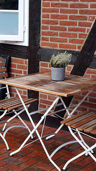 Table, Chairs, Cafe, Sit, Restaurant