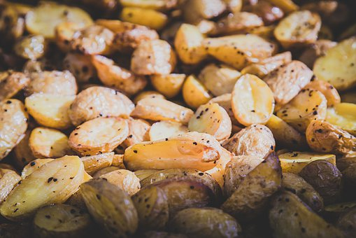 Potatoes, Cooking, Food, Cook, Meal, Eat, Fresh