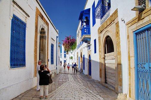 Sidebyside, Tunisia, Africa, Journey