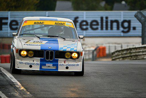 Motorsport, Racing Car, Historically, Sport, Bmw