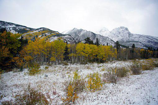 Mountains, Alberta, Canada, Canadian, Scenic, Outdoor
