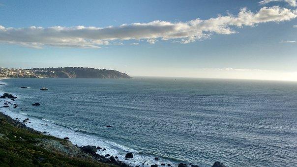Beach, San Francisco, Uses, Water, Nature, Mar, Bay